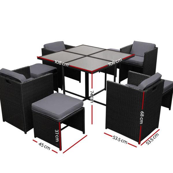 FF-DINING-9SET-BK-01